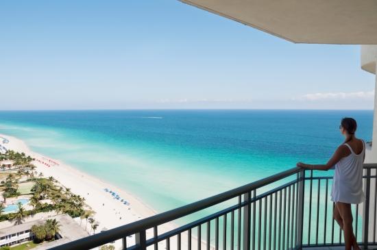 La plage à Fort Lauderdale - Immobilier Floride