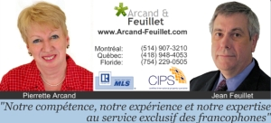 Arcand-Feuillet - Immobilier Floride