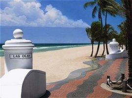 Fort Lauderdale Beach Las Olas - Immobilier Floride
