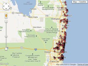 Où habitent les Québécois l'hiver en Floride - Immobilier Floride