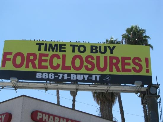 Reprises bancaires - Immobilier Floride