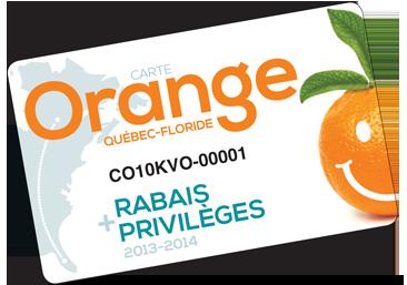 Carte Orange CCFQ
