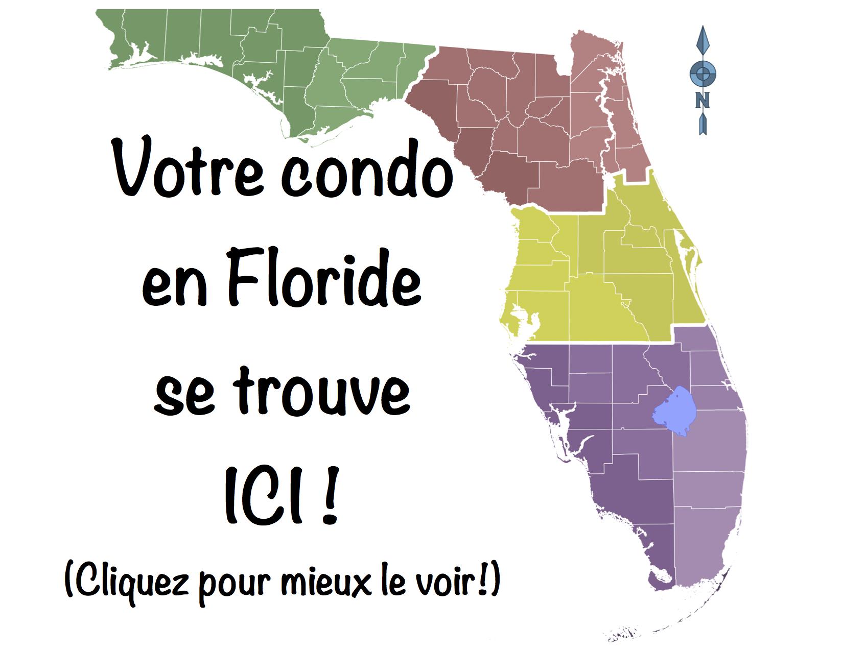 Votre condo en Floride se trouve ICI!
