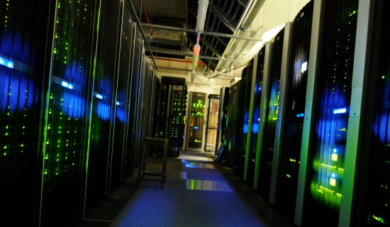 Les serveurs de réseau des Archives Nationales américaines